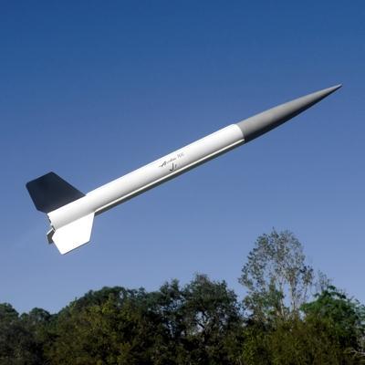 aerobee 100 junior model rocket kit